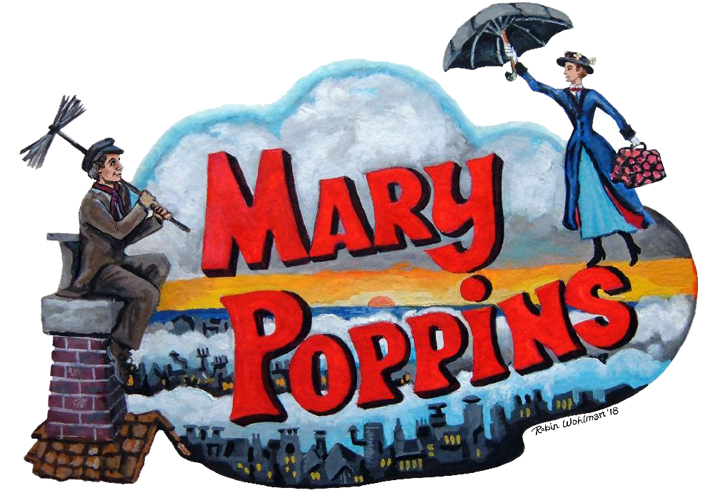 MARY POPPINS (The Aerospace Players)