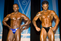 UNBA SAMSON & DELILAH USA MUSCLE CLASSIC (The United Natural Bodybuilding Association)