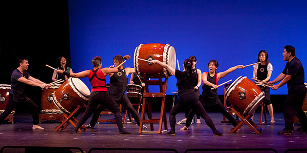 THE ART & STUDY OF TAIKO (Torrance Cultural Arts Foundation: Guest Artists Series)