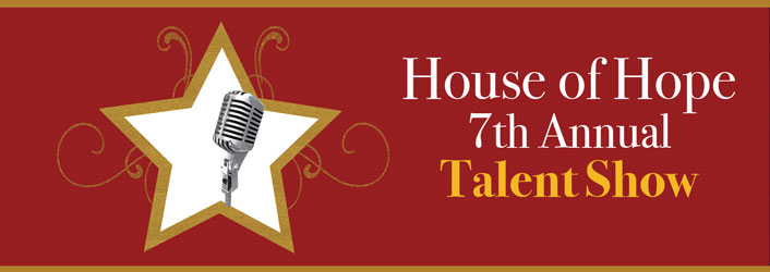 2018 TALENT SHOW (The House of Hope Foundation)