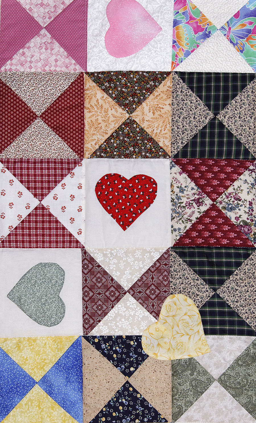 SOUTH BAY QUILTERS GUILD 2019 QUILT SHOW: DELECTABLE QUILTING DEEDS (South Bay Quilter's Guild)